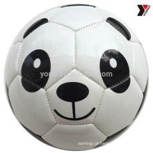 O mini tamanho feito sob encomenda 3/2/1 de tpu caçoa a bola de futebol multicolorido do brinquedo