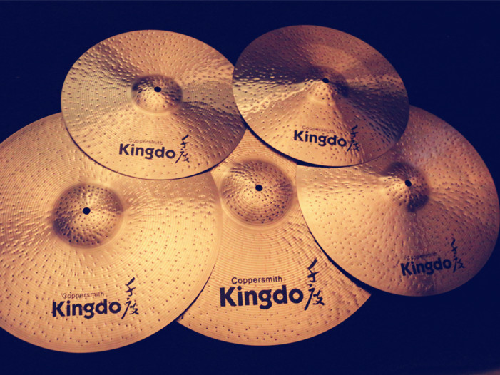 100% Hand Hammered Cymbals