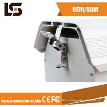 La carcasa de aluminio impermeable de la cámara de la bóveda para el recinto al aire libre de la cámara a presión la fundición