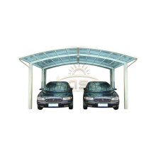 Usa Frame Structure Steel Carport Used A Office
