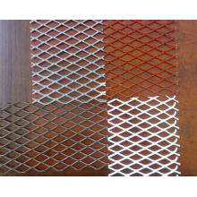 Maintenance Equipments Middle Expanded Metal Wire Mesh With Low Carbon
