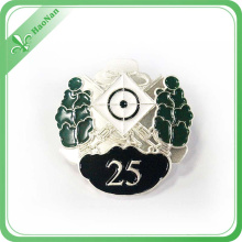 High Quality Popular Pin on Stylish Design Metal Badge/ Label Pin