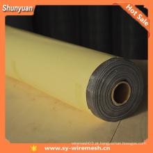 Fábrica de SHUNYUAN !!!!!!! Alumínio mosca de arame / tela de alumínio janela / mosquiteiro de alumínio