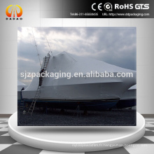 12m Wide White Shrink Wrap For Building