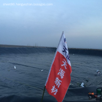 PE reinforced geomembrane for Artificial Fish Pond