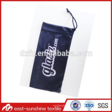Reciclar bolsa de gafas de microfibra