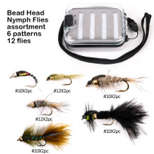 Wholesale Bead Head Nymph Fly Fishing Flies