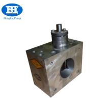 Bomba eléctrica de pegamento de fusión en caliente de alta viscosidad