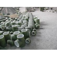 PP FRP Tubos y accesorios laminados dobles