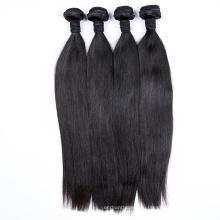 Новый Отруби Фабрики Прямая Человеческих Волос Расширения Прямые Волосы