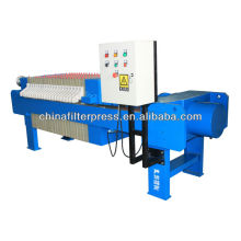 Auto Food Grade Multifunctional PP Chamber Filter Press