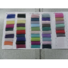 30D Chiffon Color Chart