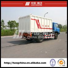 Venda de caminhão lixo seguro transporte bem em todo o mundo
