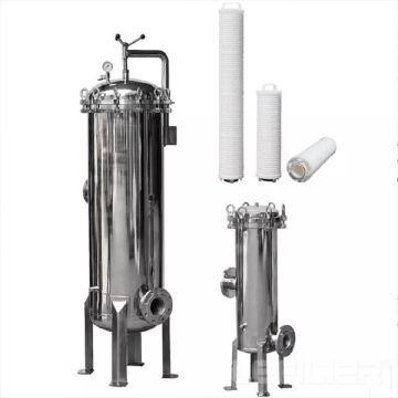 Защитный фильтр большого потока из нержавеющей стали