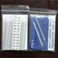 Stainless Steel Needle Fiber Optic Heat Shrink Sleeves