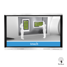 Touch panel DualSystem da 70 pollici
