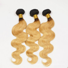 wholesale distributors wanted beautiful hair weaving brazilian body wave ombre colored