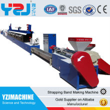 Plastic packing belt extruder line plastic packing strap making machine