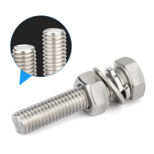 Hex bolts for Steel Structural