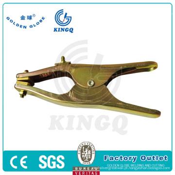 Kingq 500A Itália Tipo Grampo de terra para tocha de soldagem