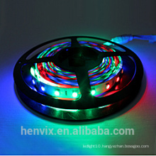 high lumen waterproof smd5050 digital dream color 5v rgb led strip light
