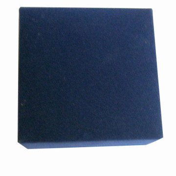 Le logo personnalisé de luxe imprimé Boîte à bijoux en papier imprimé