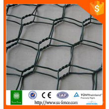 Anping шестиугольная сетка / шестиугольная сетка из проволочной сетки / гальванизированная шестиугольная сетка