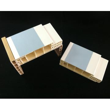 Marco de puerta de PVC Df-I120h40 marco de puerta WPC Architrave
