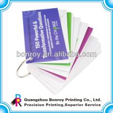 Прозрачные игральные карты двойной набор в бумажной коробке