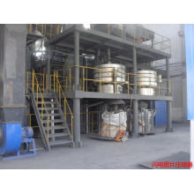 Molino de chorro de metal de silicio