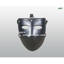 Máscara facial à prova de balas com peso total