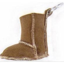Llavero de zapatos de nieve