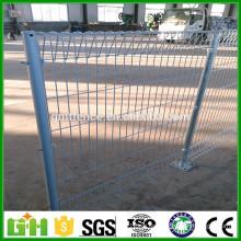 Paneles de cerca galvanizados