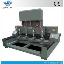 China Máquina de procesamiento de piedra de Multi-head de la eficacia alta para el cilindro