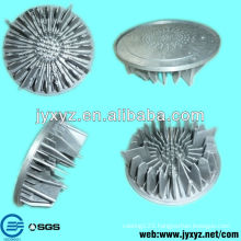 Shenzhen oem die-casting cooling aluminum heat sink