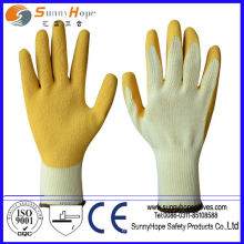 Latex/Nitrile/PVC/PU coated working gloves
