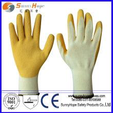 Latex/Nitrile/PVC/PU coated working gloves
