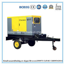 Soundproof Type Portable Generator with Chinese Lijia Brand (10kVA)
