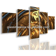 YMA231 Glass Mural Grinding Machine with Polishing