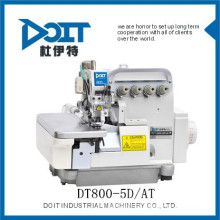 DT800-5D/AT Auto cloth scraps absorbing device overlock sewing machine type