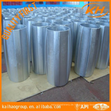 13 3/8 '' * 17 1/2 '' fester Aluminium-Zentralisator