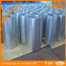 """Centralizador de aluminio sólido de 13 3/8 """"* 17 1/2"""""""