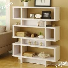 Modernes Design einfaches DIY kreatives Vitrine Bücherregal Bücherregale