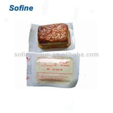 Einweg-Plastik-Chirurgische Bürste mit Nagelreiniger Mit CE & ISO, Medical Scrub Pinsel