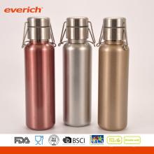 Flasque isolante isolée en acier inoxydable à double paroi hydroélectrique