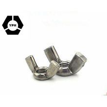 High Quality Zinc Plated Butterfly Lock Wing Nut
