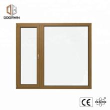 Ventanas revestidas de vinilo vs aluminio para puertas corredizas usadas para la venta