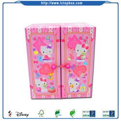 Handmade Paperboard Children Toy Storage Box
