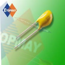 Topmay Tantalum Capacitor Radial Type---35V