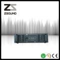 Amplificador de poder audio do monitor da fase de Ms 800W de Zsound